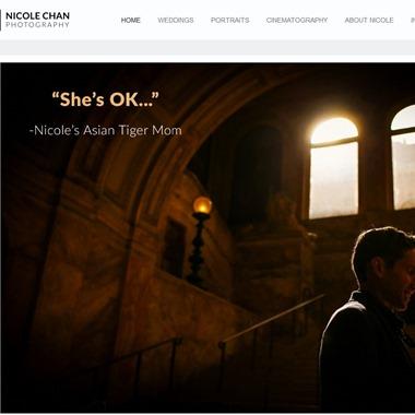 Nicole Chan Photography wedding vendor preview