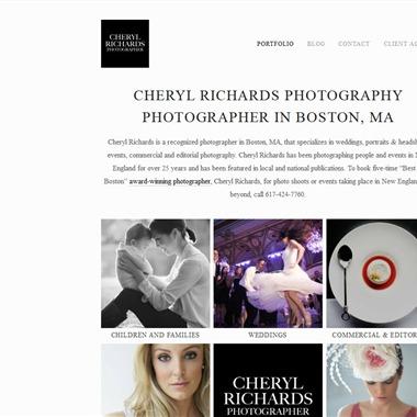 Cheryl Richards Photography wedding vendor preview