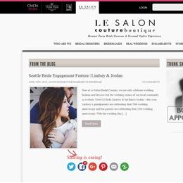 Le Salon Bridal Couture photo