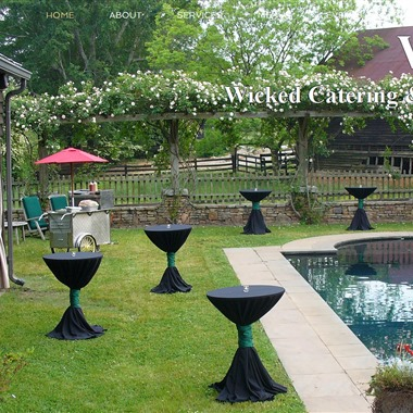 A Wicked Caterer wedding vendor preview