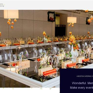 BG Events & Catering wedding vendor preview