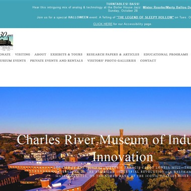 Charles River Museum wedding vendor preview