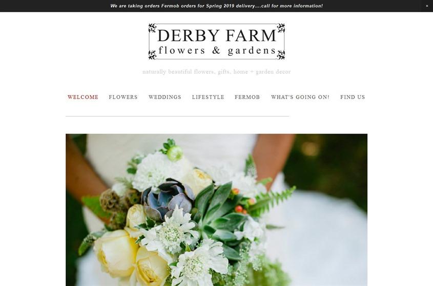 Derby Farm Flowers & Gardens wedding vendor photo