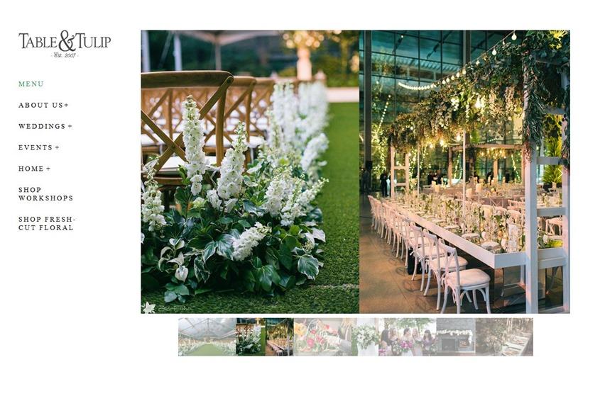 Table & Tulip  wedding vendor photo