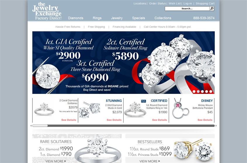 The Jewelry Exchange wedding vendor photo