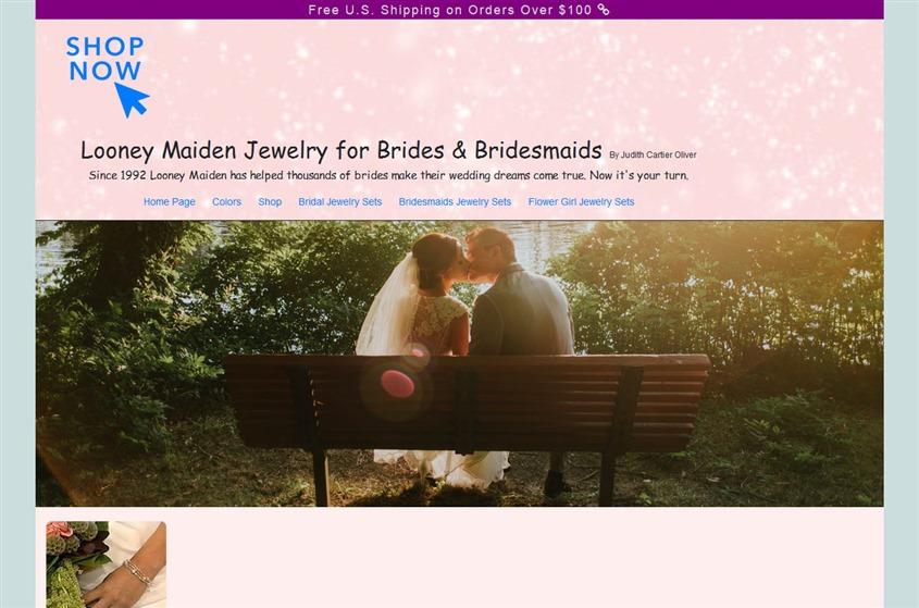 Looney Maiden Jewelry wedding vendor photo