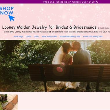 Looney Maiden Jewelry wedding vendor preview