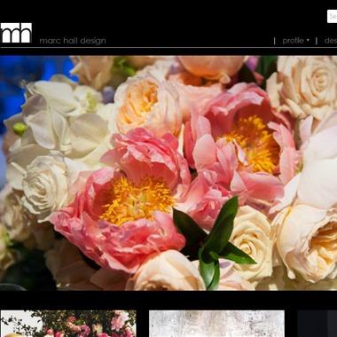 Marc Hall Design wedding vendor preview