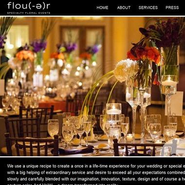 Flour Specialty Floral Events wedding vendor preview