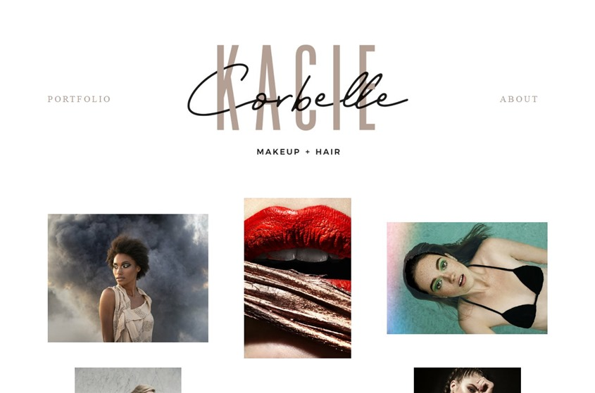 Kacie Corbelle Makeup Artist and Hair Stylist wedding vendor photo