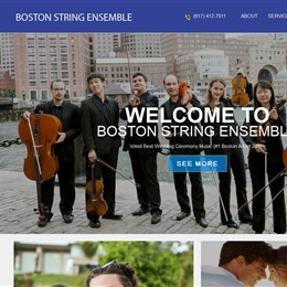 Boston String Ensemble photo