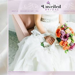 Unveiled Bridal Boutique photo