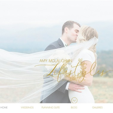 Amy McLaughlin Lifestyles wedding vendor preview