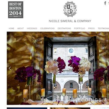 Nicole Simeral & Company wedding vendor preview