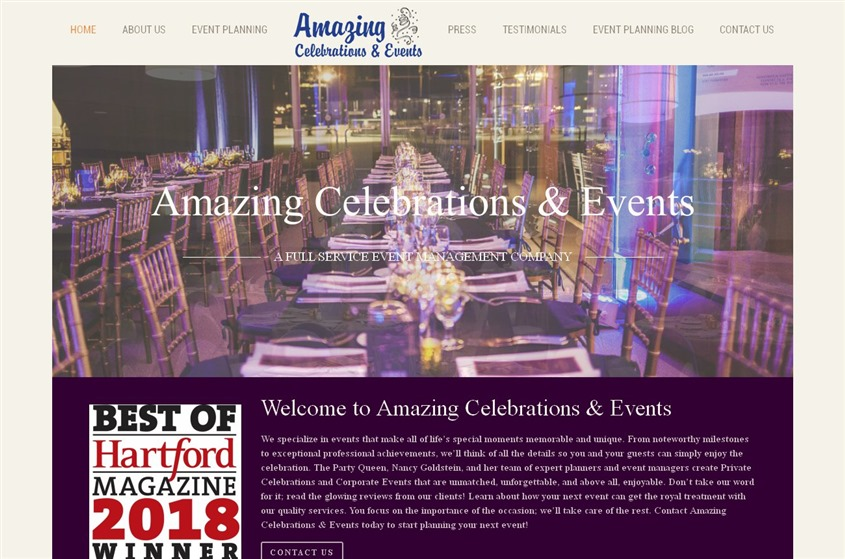 Amazing Celebrations & Events wedding vendor photo