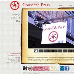 Goosefish Press photo