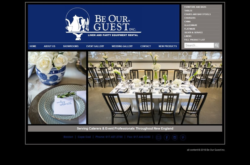 Be Our Guest wedding vendor photo