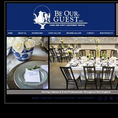 Be Our Guest wedding vendor preview