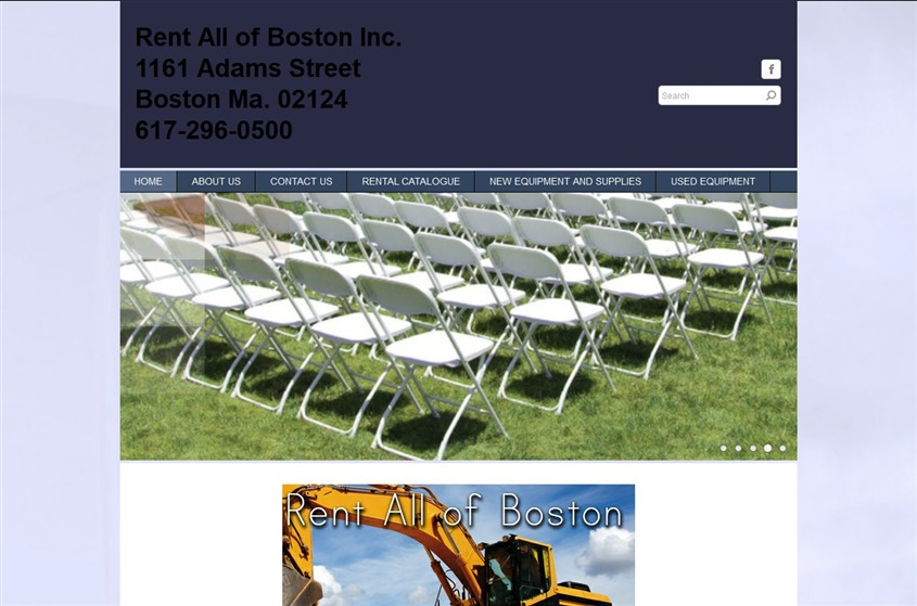 Rent All of Boston wedding vendor photo