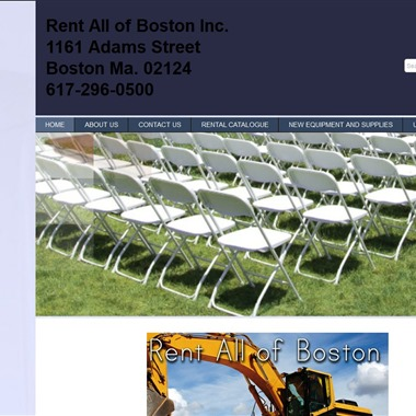 Rent All of Boston wedding vendor preview