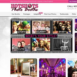 Hotshots Photo Booth Rentals photo