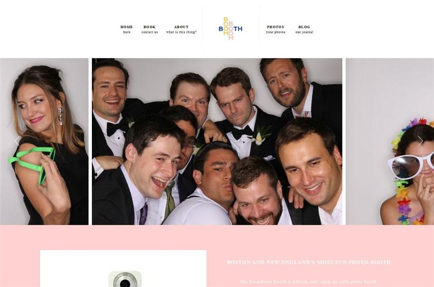 BoomBoom Booth wedding vendor photo