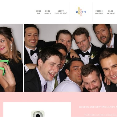 BoomBoom Booth wedding vendor preview