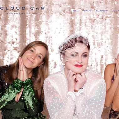 Cloud Cap Photobooth wedding vendor preview