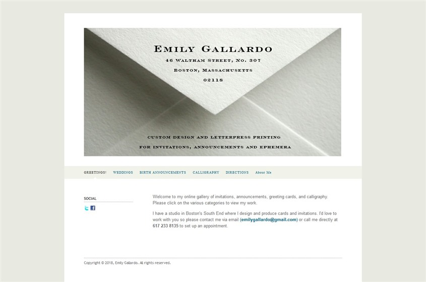 Emily Gallardo wedding vendor photo