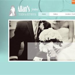 Allan's Formal Wear photo