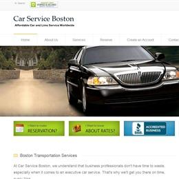Car Service Boston photo