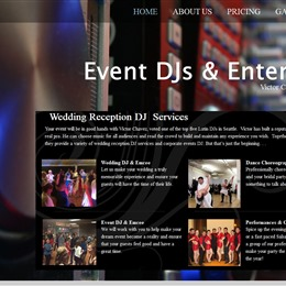 Event DJs & Entertainers | Victor Chavez&Julia Krasnov  photo