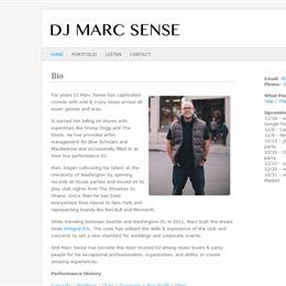 DJ Marc Sense photo