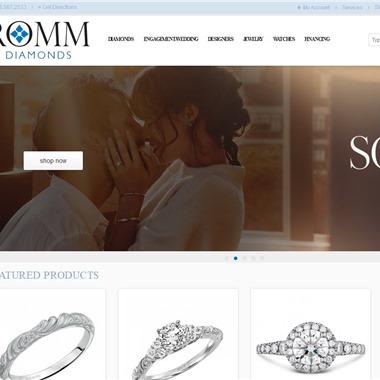 Romm Diamonds wedding vendor preview
