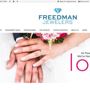 Freedman Jewelers wedding vendor preview