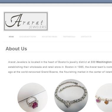 Ararat Jewelers wedding vendor preview