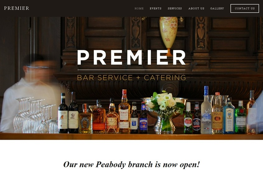 Premier Bar Service Plus Catering wedding vendor photo