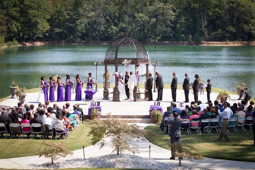 Pristine Chapel Lakeside wedding vendor photo