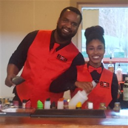 Photo of Bartender on Board Test, a wedding Bartenders and Waiters in Avondale Estates