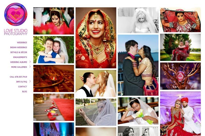 Love Studio Photography wedding vendor photo