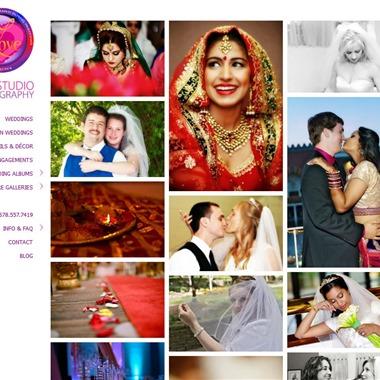 Love Studio Photography wedding vendor preview