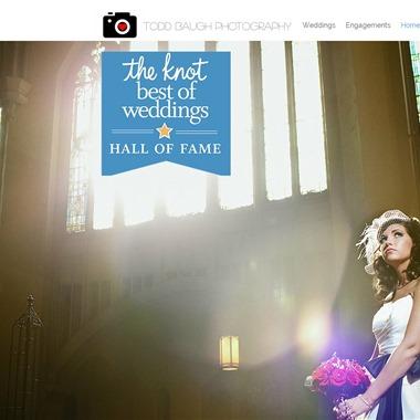 Todd Baugh Photography wedding vendor preview