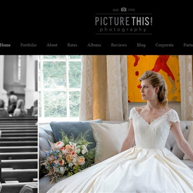 Picture This Photography wedding vendor preview