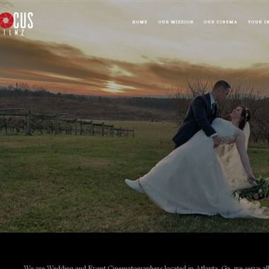 Focus Filmz Atlanta wedding vendor preview