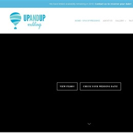 Photo of Up & Up Weddings, a wedding videographer in Atlanta