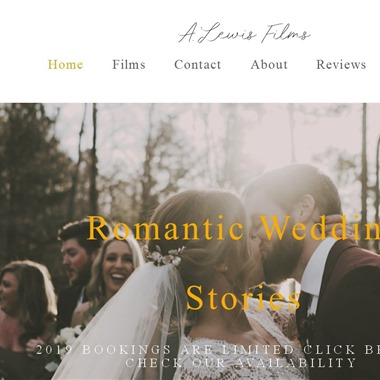 A Lewis Films wedding vendor preview