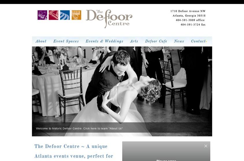 The Defoor Centre wedding vendor photo