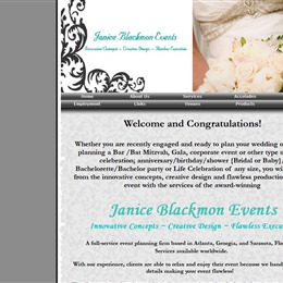 Photo of Janice Blackmon Events Test, a wedding Planners in Atlanta