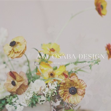 Amy Osaba Event Floral Designs wedding vendor preview