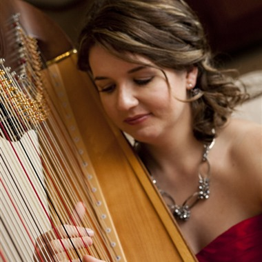 Seattle Harpist: Alishia Joubert wedding vendor preview